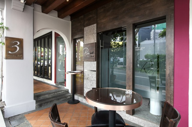 Rhubarb Le Restaurant is a 1 Michelin Star French Restuarant, nestled in the charming Duxton Hill area.