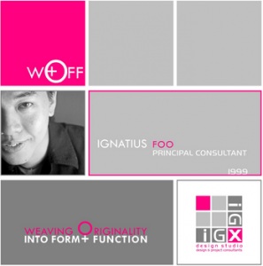 WOFF - Weaving Originality into Form and Function